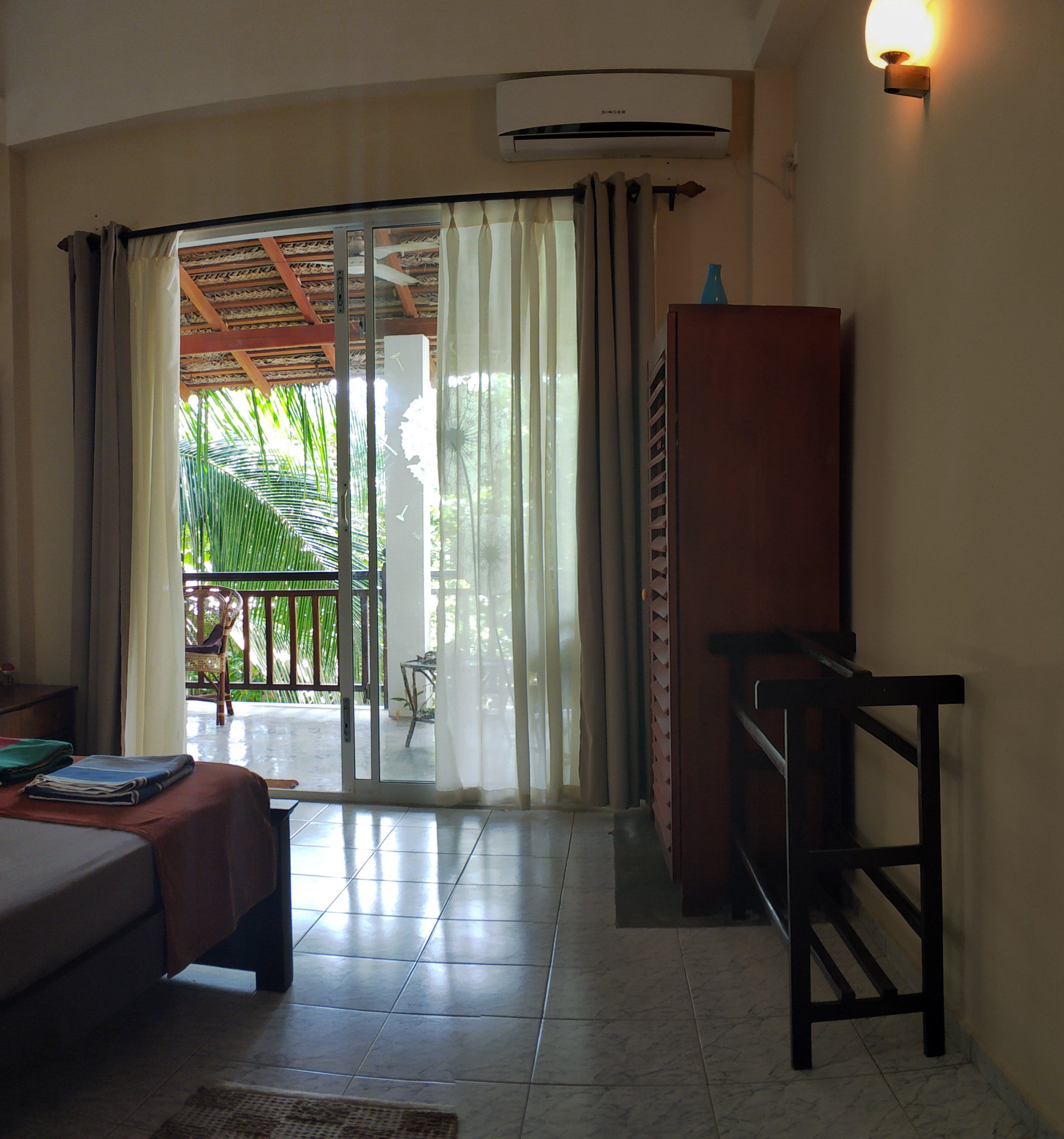 UNAWATUNA Apartments. Photo of hotel.